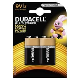Bild von Duracell Plus Power MN1604 E-Block  2er Blister