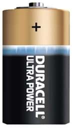 Bild von Duracell Ultra Power MX1300 Mono 2er Blister