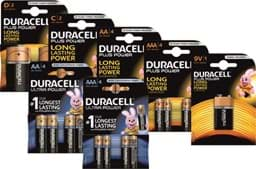 Bild von Duracell Plus-Power Aktionspaket Paket