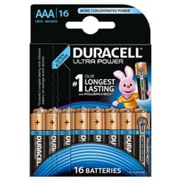 Bild von Duracell Ultra Power MX2400 Micro  16er-Blister