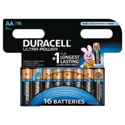 Bild von Duracell Ultra Power MX1500 Mignon  16er-Blister